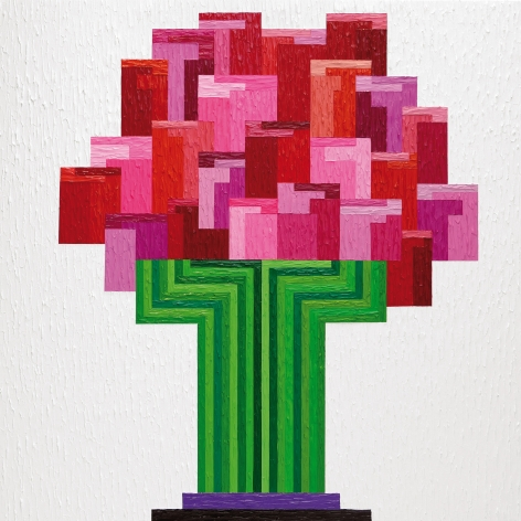 Rose by Zhenya Xia at Hoerle-Guggenheim art gallery