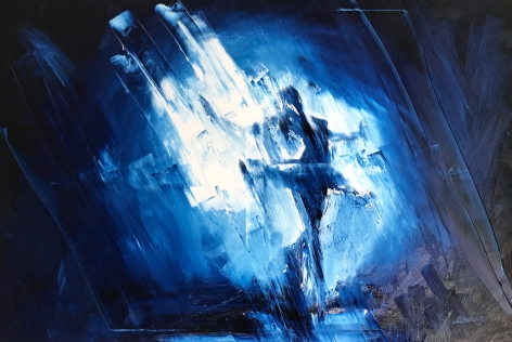 The Ballerina by Conor McCreedy at Hg Contemporary