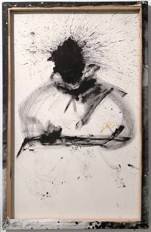 Shadow by Richard Hambleton at Hg Contemporary
