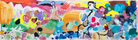 Nota Nostálgica from Visto, no vista by Carlos Franco at Hg Contemporary