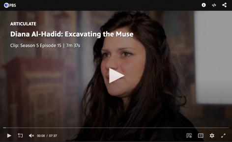 Diana Al-Hadid: Excavating the Muse