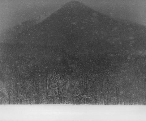 MIN Byung Hun, Snowland SL051, 2005, gelatin silver print, 50 x 60 cm, Ed. 9/10