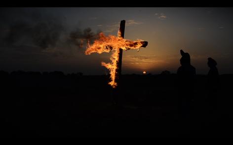 Look a Man in the Eye, 2014, video, 6:07 minutes, Sasha Serber, Tavor Shefa & Stas Korolov, Ed. /5
