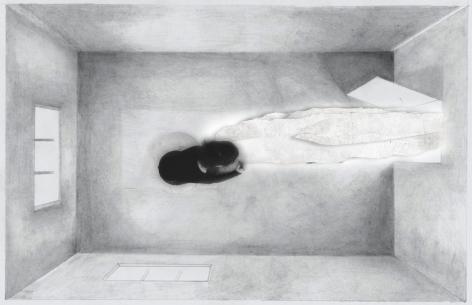 Ha'heder (Sketch Room), 2013, video, 0:54 minutes  Ed. /2 + 1 AP