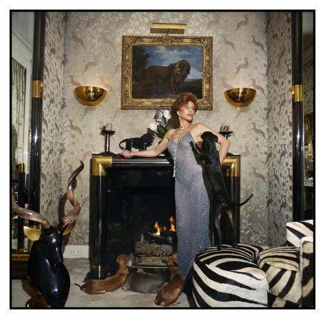 Jonathan Becker - Mrs. Wildenstein, New York