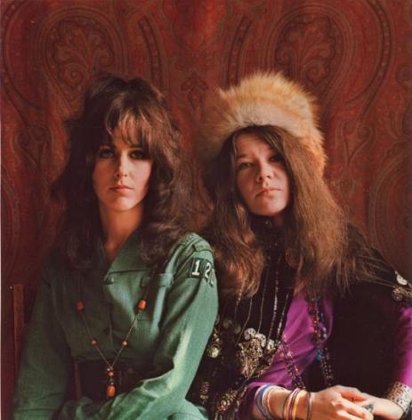 Jim Marshall- Grace Slick & Janis Joplin