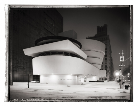 Christopher Thomas- Solomon R. Guggenheim Museum