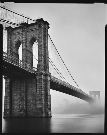 Mark Seliger- Brooklyn Bridge