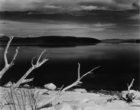 Brett Weston - Mono Lake, California