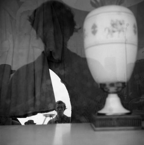 Vivian Maier- Self-Portrait
