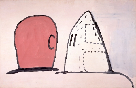 Philip Guston - Untitled