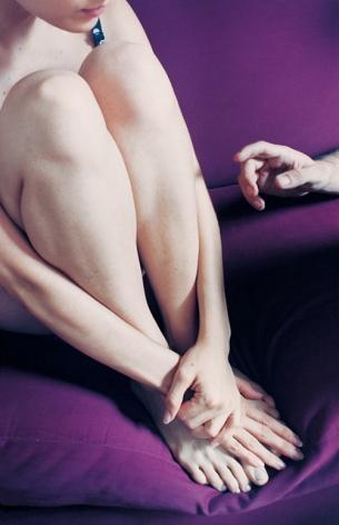 Elinor Carucci- Eran Almost Touches Me