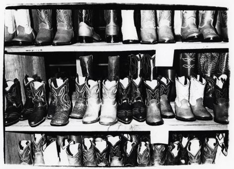Andy Warhol, Cowboy Boots