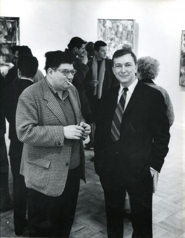 Fred W. McDarrah - Jasper Johns