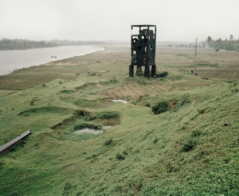 Leo Rubinfien- A Ruined Gun Tower