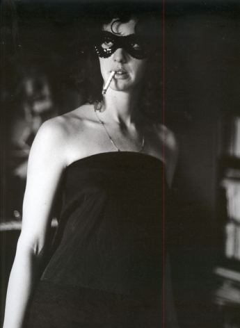 Cynthia MacAdams- Woman in the Black Mask