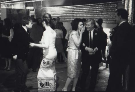 Fred W. McDarrah- Edward and Susan Avedisian Dancing at Loft Party