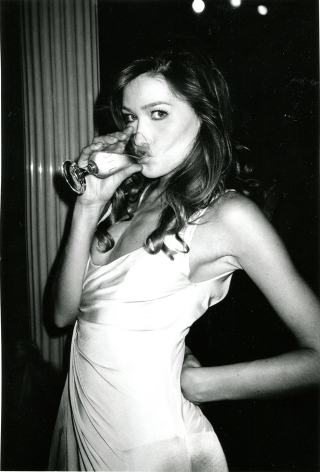 Roxanne Lowit, Carla Bruni Wetting Her Whistle