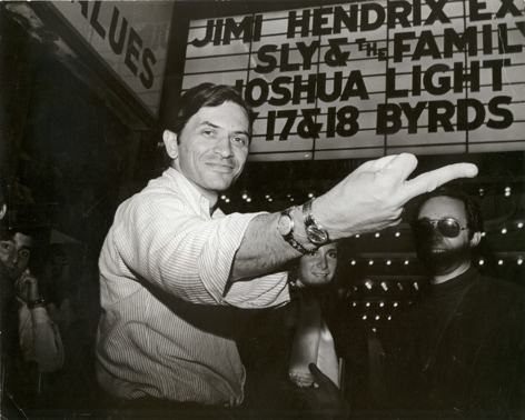 Fred W. McDarrah - Bill Graham