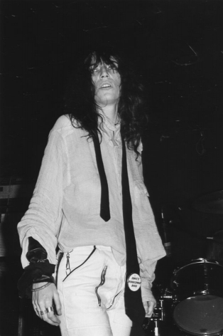 Ebet Roberts- Patti Smith at Max's Kansas City