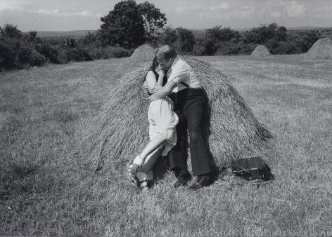 Jill Freedman, Roll in the Hay, Ireland
