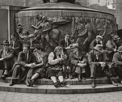 Jerome Liebling - May Day
