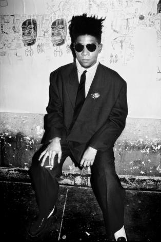 Roxanne Lowit- Jean Michel Basquiat