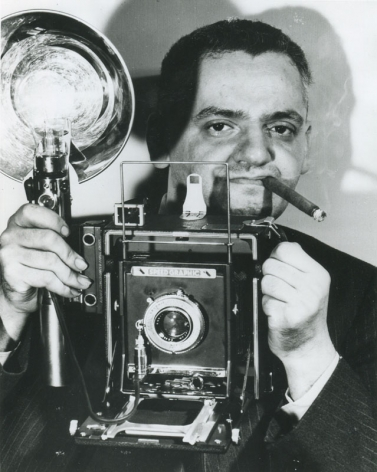 Weegee- Weegee and His Love, His Camera