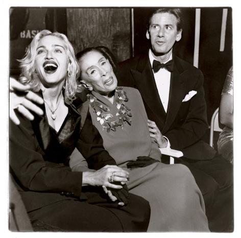 Jonathan Becker - Madonna, Martha Graham, Calvin Klein at City Center