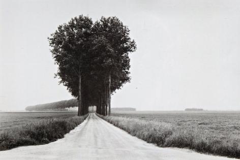 Henri Cartier-Bresson- Brie, France