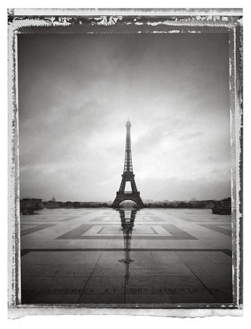 Christopher Thomas- La Tour Eiffel VI