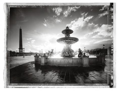 Christopher Thomas- Place de la Concorde