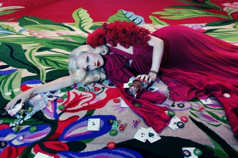 Miles Aldridge - The Rooms #2