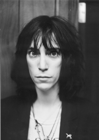 Cynthia MacAdams- Patti Smith