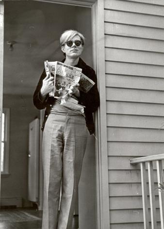Fred W. McDarrah - Andy Warhol