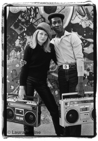 Laura Levine- Tina Weymouth and Grandmaster Flash