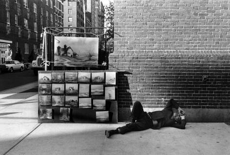 Jill Freedman, Surf'n Turf, New York City