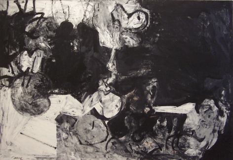 Nicolas Carone - Untitled