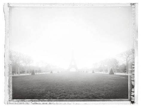 Christopher Thomas- Tour Eiffel I