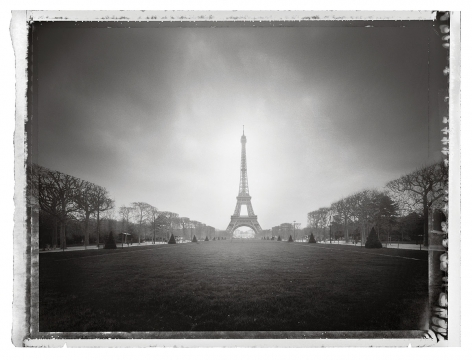 Christopher Thomas- Tour Eiffel II