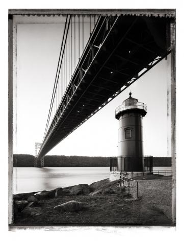 Christopher Thomas- Little Red Lighthouse, George Washington Bridge