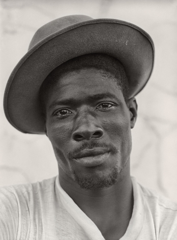 Jerome Liebling - Bahamian Migrant Worker