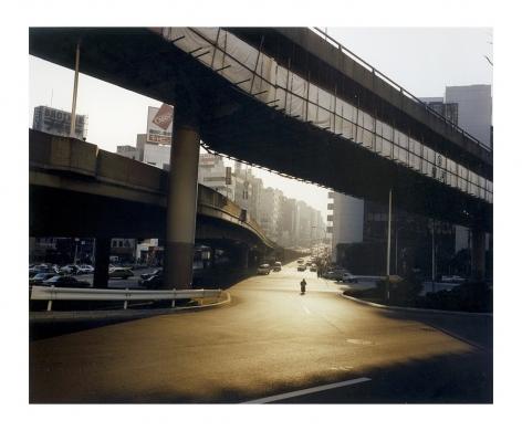 Leo Rubinfien- At Akasaka-Mitsuke, Tokyo