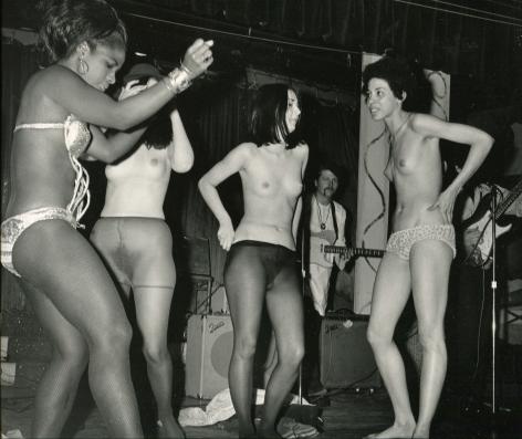 Weegee- Go-Go Dancers