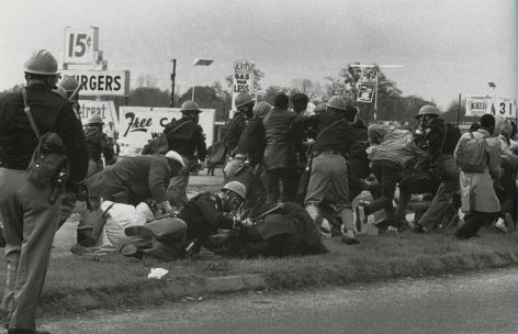 Charles Moore - Selma March