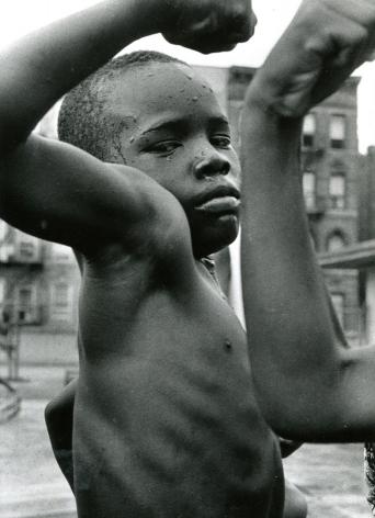 Leonard Freed - Harlem, New York