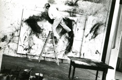 Fred W. McDarrah - Norman Bluhm