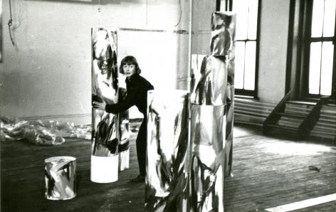 Fred W. McDarrah, Elaine de Kooning