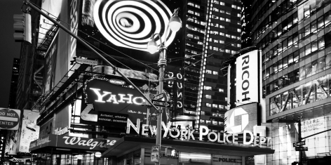 Leo Rubinfien- In Times Square