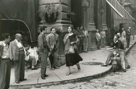 Ruth Orkin- American Girl in Italy